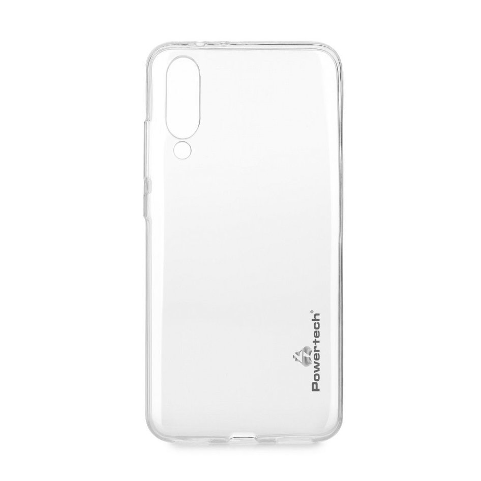 POWERTECH Θήκη Perfect Clear 1mm MOB-1363 Xiaomi Mi CC9/A3 lite, διάφανη