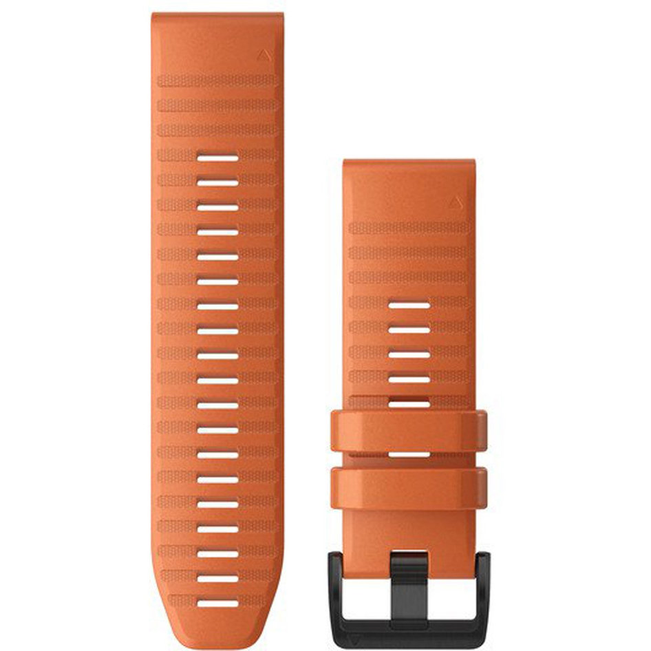 GARMIN QuickFit 26 Ember Orange Silicone Replacement Strap