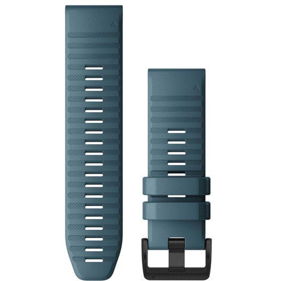 GARMIN QuickFit 26 Lakeside Blue Silicone Replacement Strap