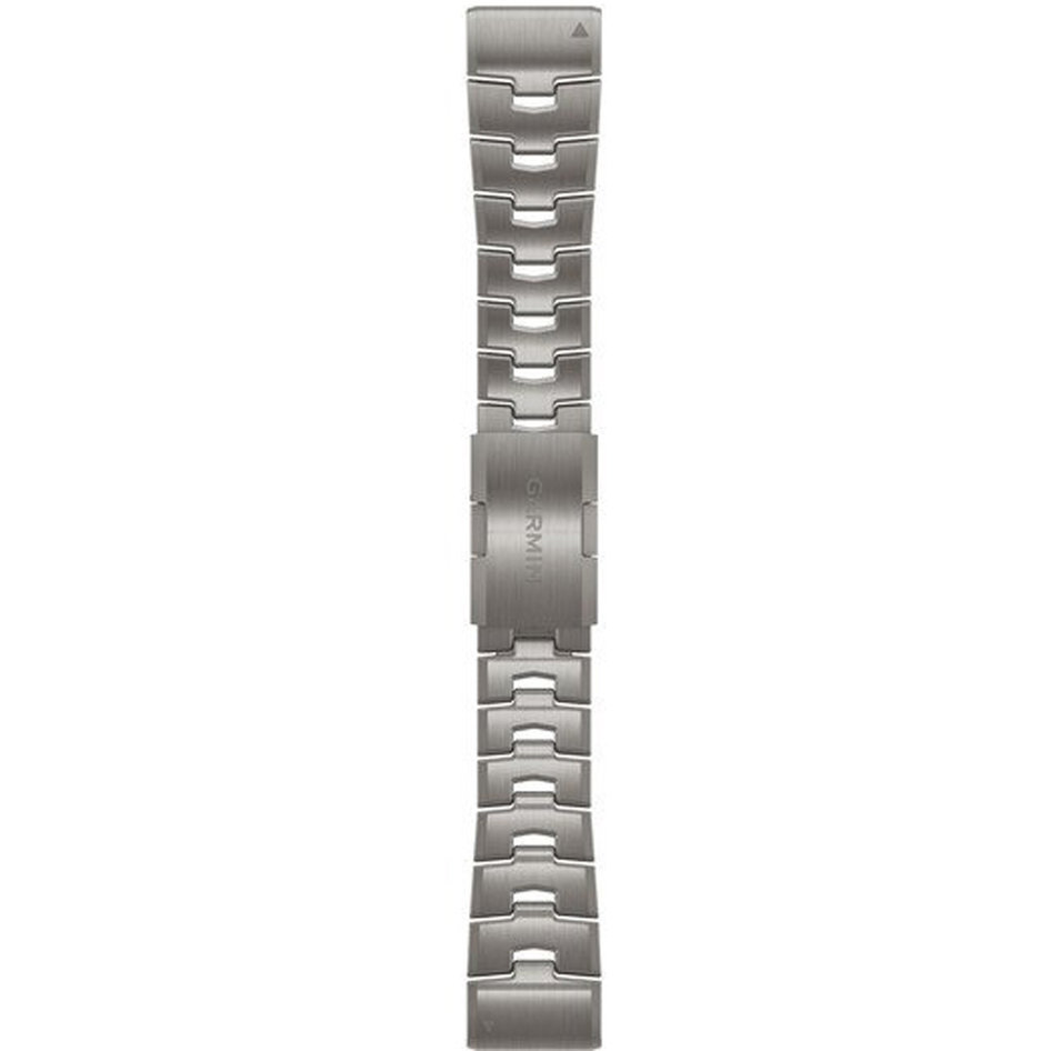 GARMIN QuickFit 26 Vented Titanium Replacement Bracelet