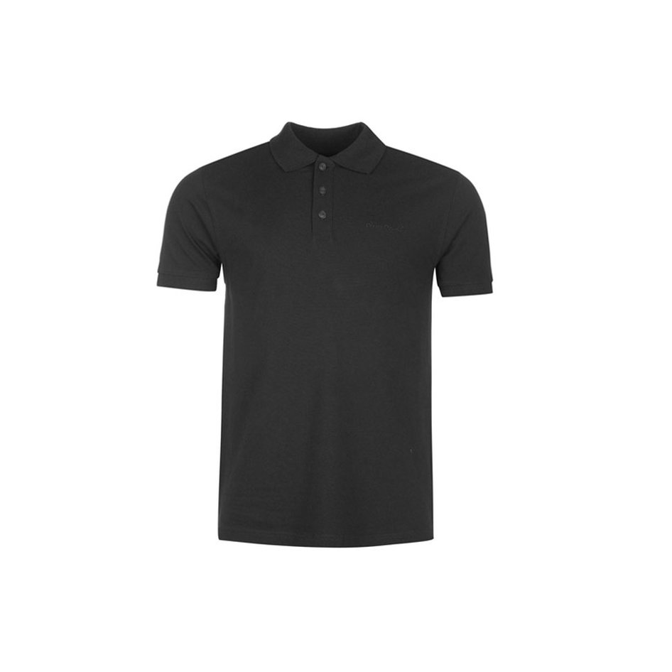 Polo Μαύρο Pierre Cardin New Season 2019