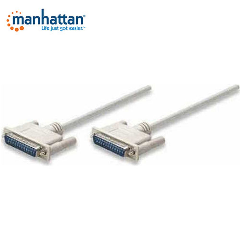 MAN DATA CABLE 2M 25/25 P/P 25 COND