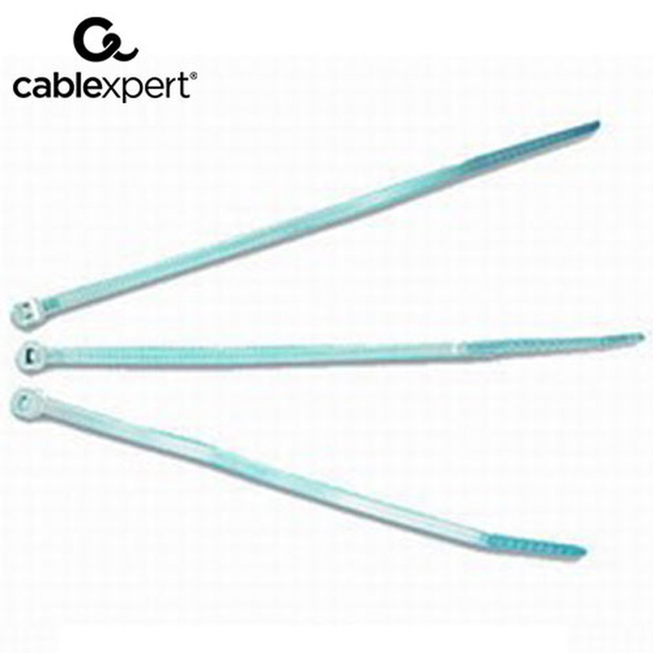 CABLEXPERT NYLON CABLE TIES 100mm 2.5mm WIDTH BAG OF 100pcs