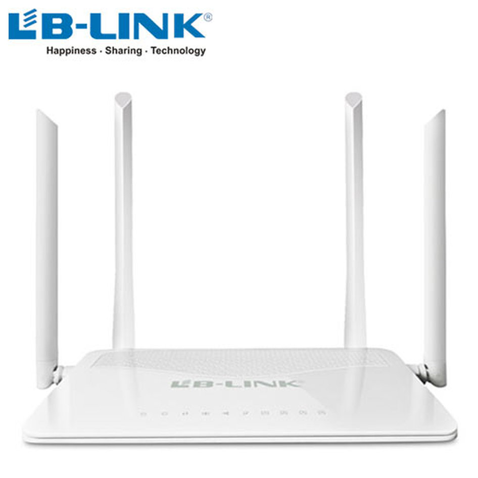 LB-LINK WIRELESS DUAL-BAND N ROUTER 600Mbps