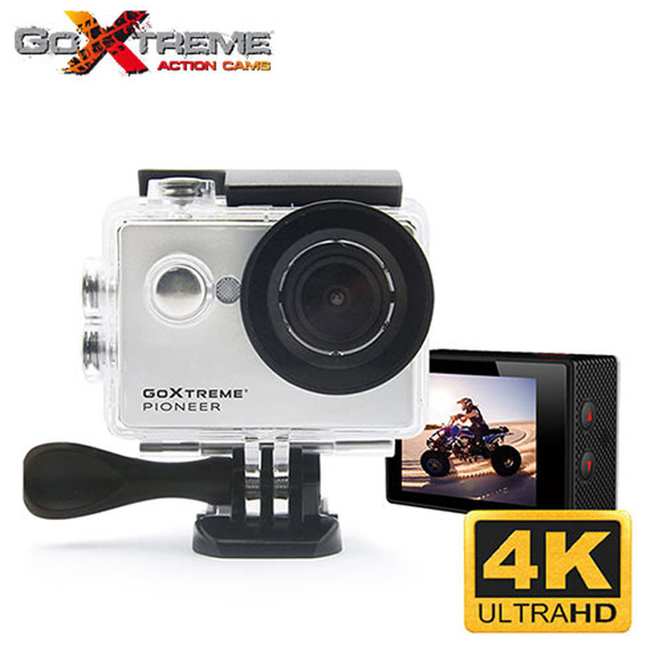 GOXTREME 4K ULTRA HD WIFI ACTION CAMERA PIONEER