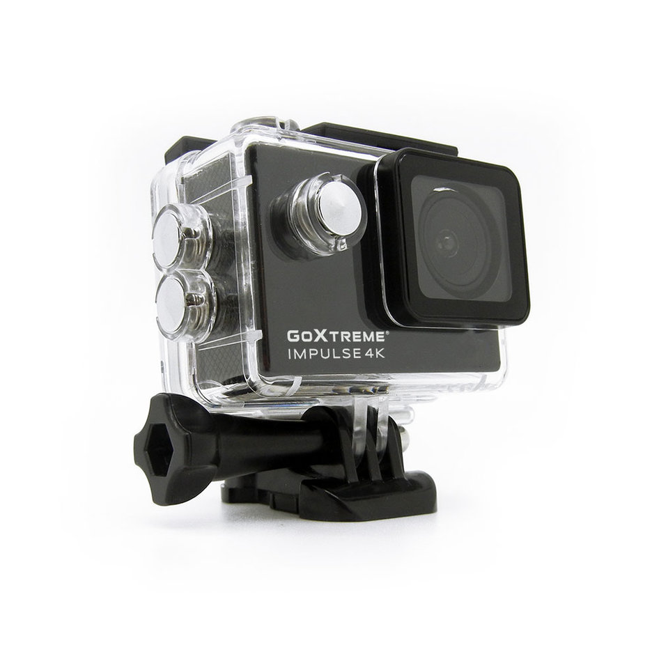 GOXTREME REAL 4K ULTRA HD ACTION CAM IMPULSE