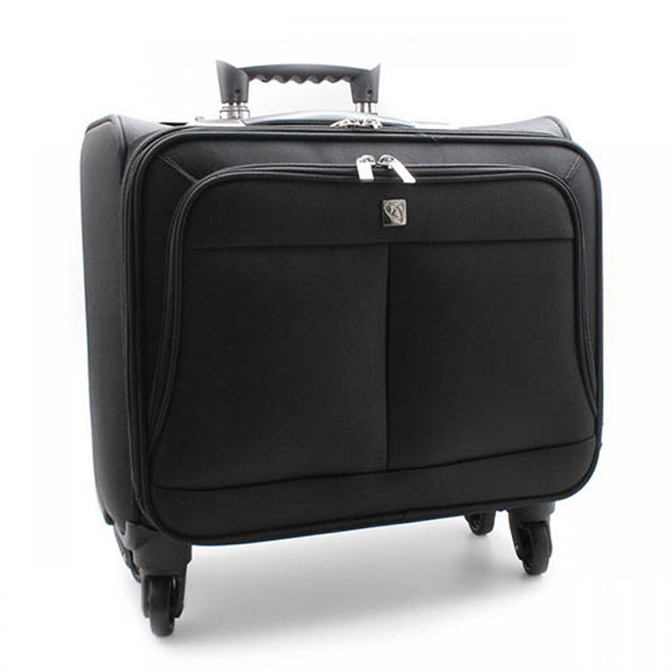 SBOX NOTEBOOK TROLLY CASE BERLIN 16