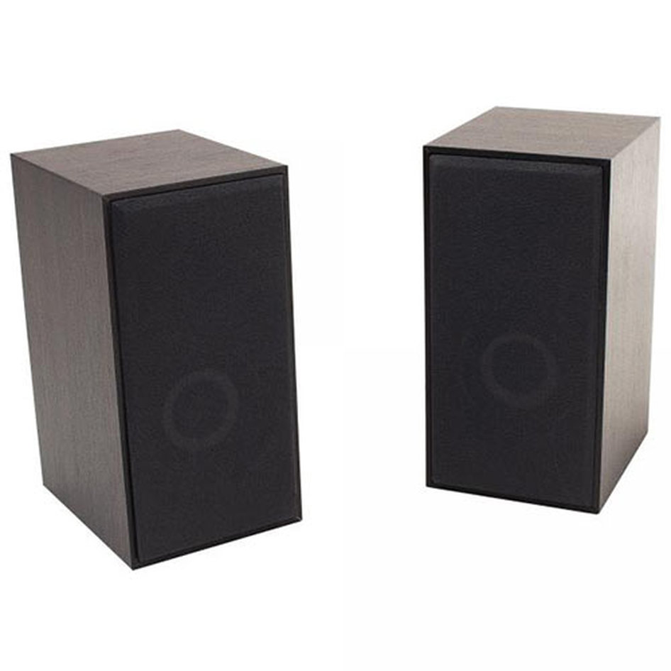 SBOX SPEAKERS 2,0 WOOD