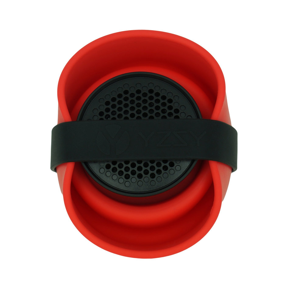 YZSY SALI BLUETOOTH SPEAKER RED
