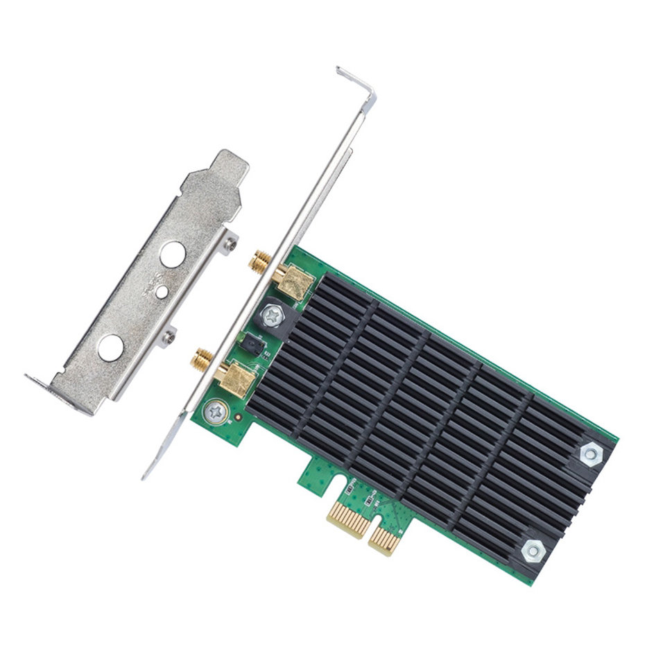 TP-LINK Wireless PCI Express Adapter ARCHER T4E, Dual Band, Ver. 1.0