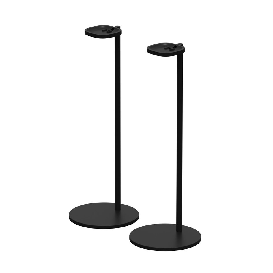 Sonos Stand (Pair) for One (Black)