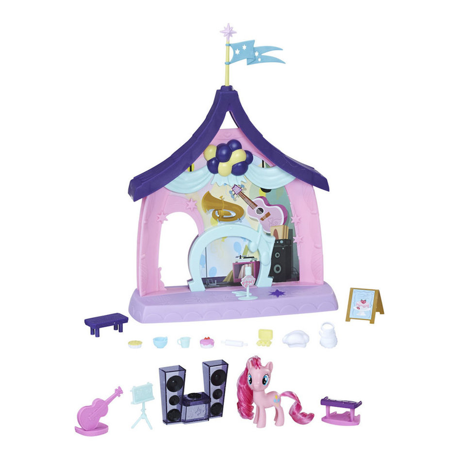Σετ Παιχνιδιού My Little Pony Beats and Treats Magical Classroom Hasbro 3515523