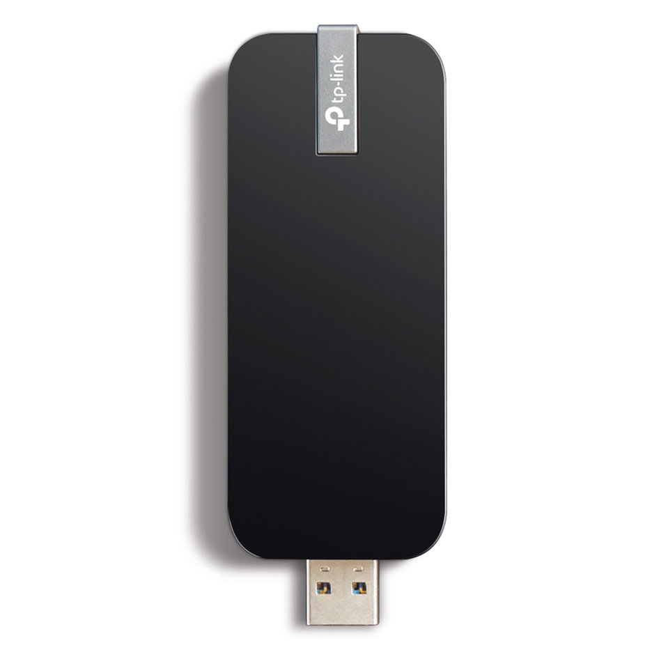 TP-LINK Wireless USB Adapter ARCHER-T4U, AC1300, Dual Band, Ver. 3.2