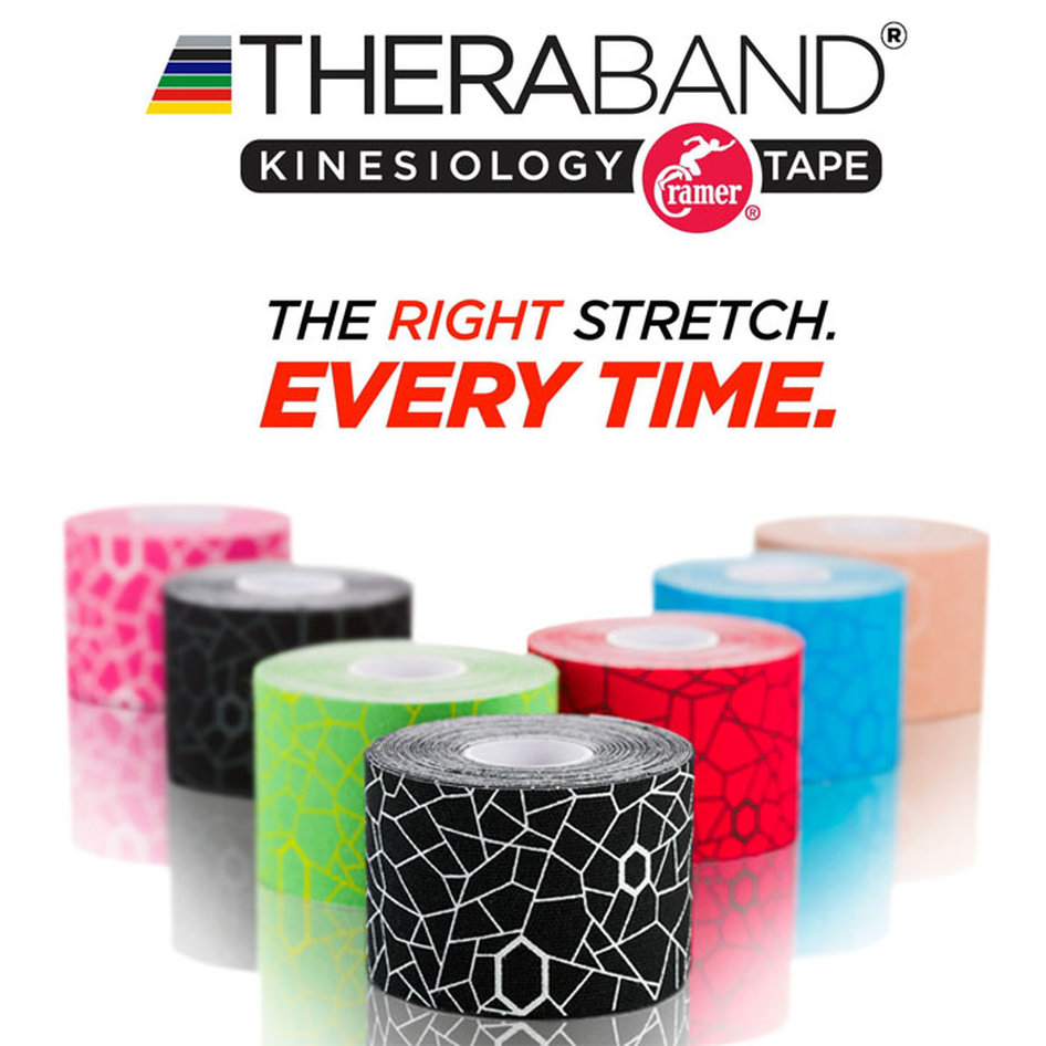Theraband Kinesiology Tapes Bundle 3+1 Δώρο12926-32 Thera-band