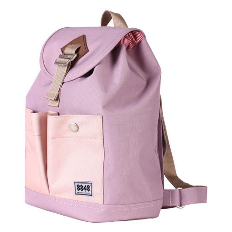 8848 FASHION LADY BACKPACK FOR iPADS VIOLET/PINK