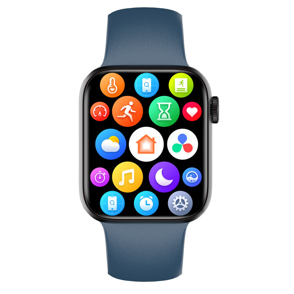 HIFUTURE smartwatch HiTIME, 1.75