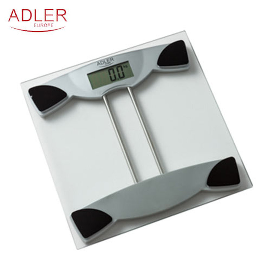 ADLER ELECTRIC BATHROOM SCALE