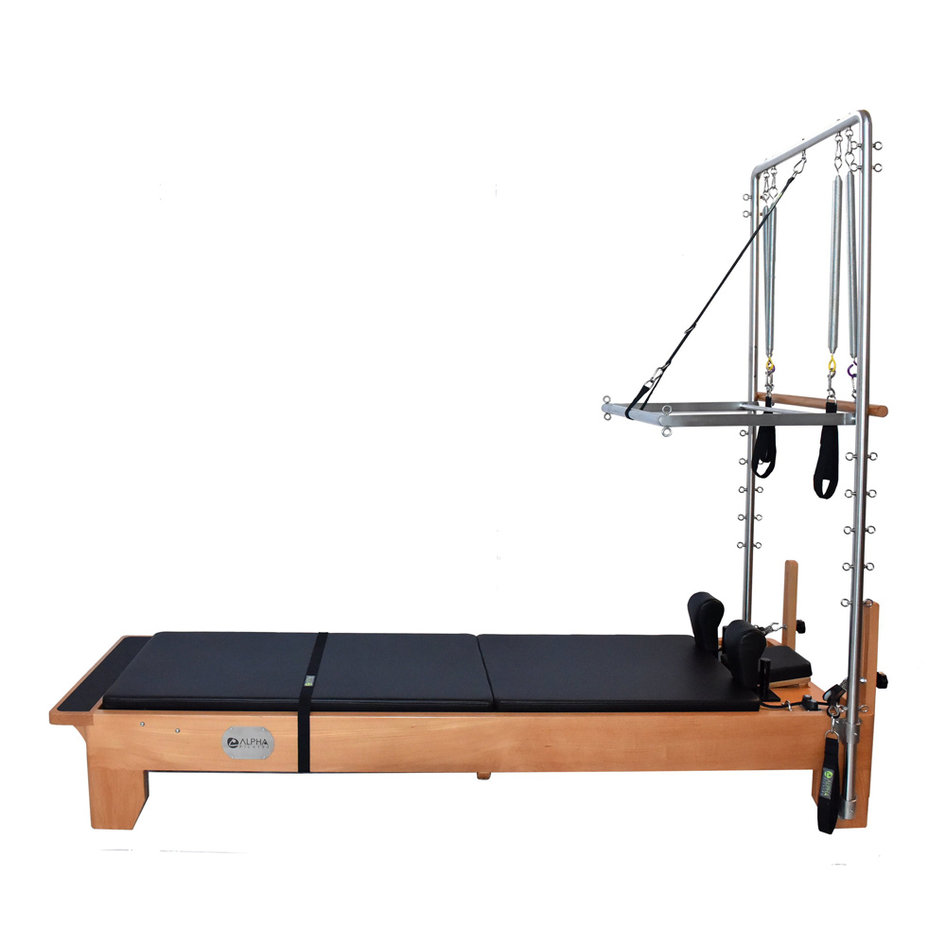 Reformer ΜΕ Tower alpha pilatesAPRWT