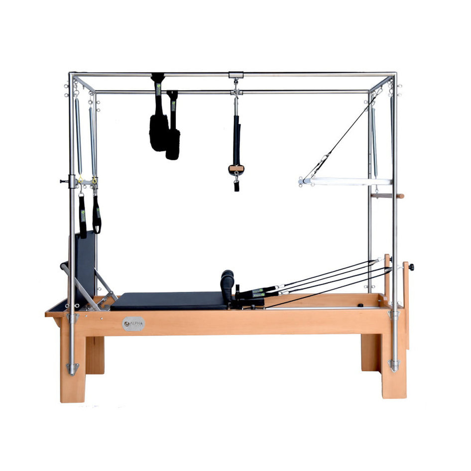 PILATES REFORMER CADILLAC ALPHA PILATESAPPRC