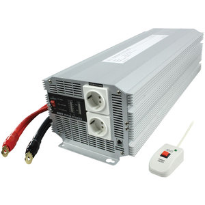 Inverter 4000W 12VDC to 230VAC