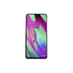 Samsung Gradation Cover Galaxy A40 Ροζ